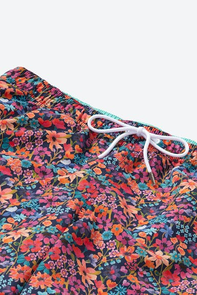 Premium Swim Trunks made with Liberty Fabric