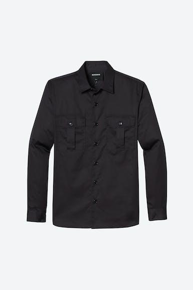 Oversized Pocket Camp Shirt