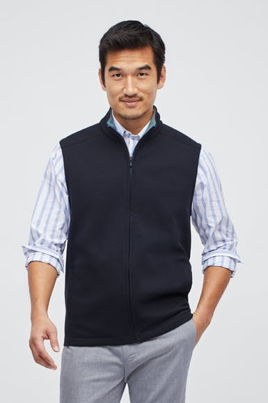 Daily Grind Fleece Vest