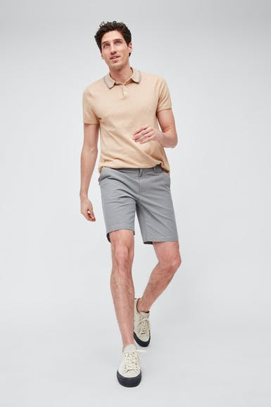 Stretch Lightweight Chino Shorts