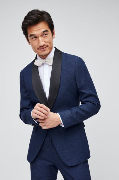 Capstone Stretch Italian Linen Tuxedo