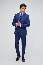 Italian Stretch Cotton Suit Jacket thumbnail
