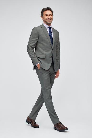 Jetsetter Stretch Wool Suit