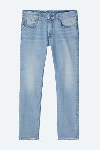 Stretch Eco Blue Jeans