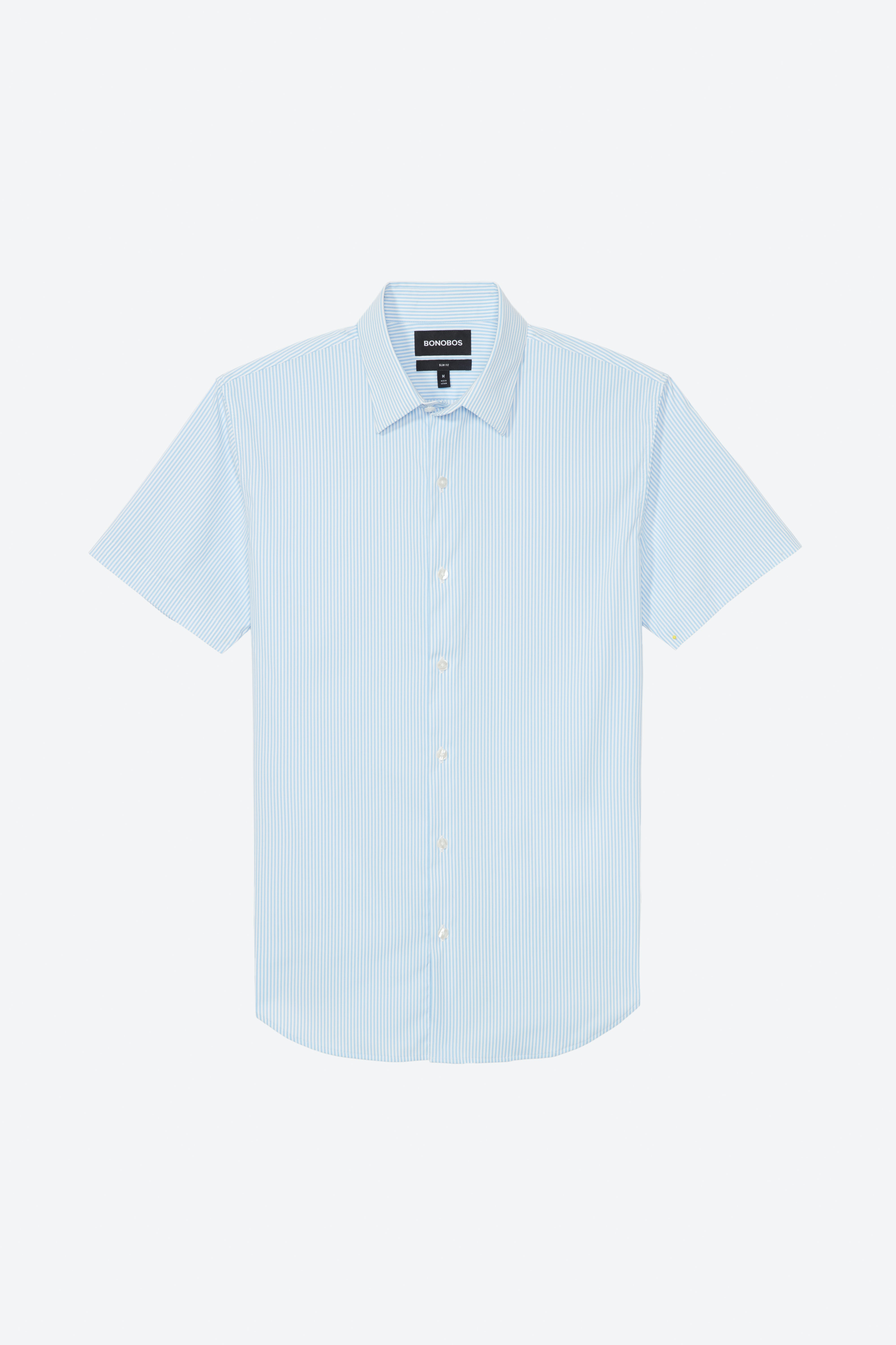 Tech Short Sleeve Shirt Extended Sizes