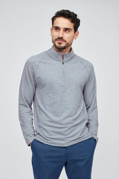 The Playthrough Performance Golf Half Zip