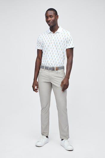 Lightweight 5-Pocket Golf Pant