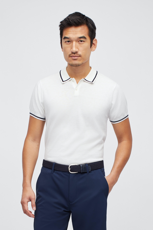 Eco Cotton Sweater Polo