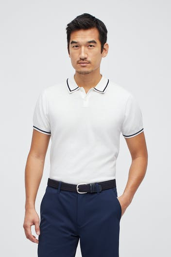 Eco Cotton Sweater Polo
