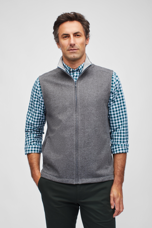 Daily Grind Fleece Vest