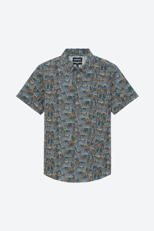 Jersey Riviera Shirt