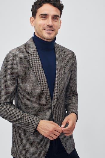 Unconstructed Italian Wool Blazer