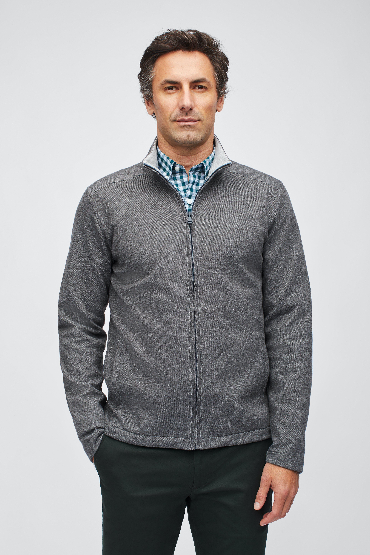 Daily Grind Full-Zip Fleece