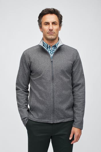 Daily Grind Full-Zip Fleece