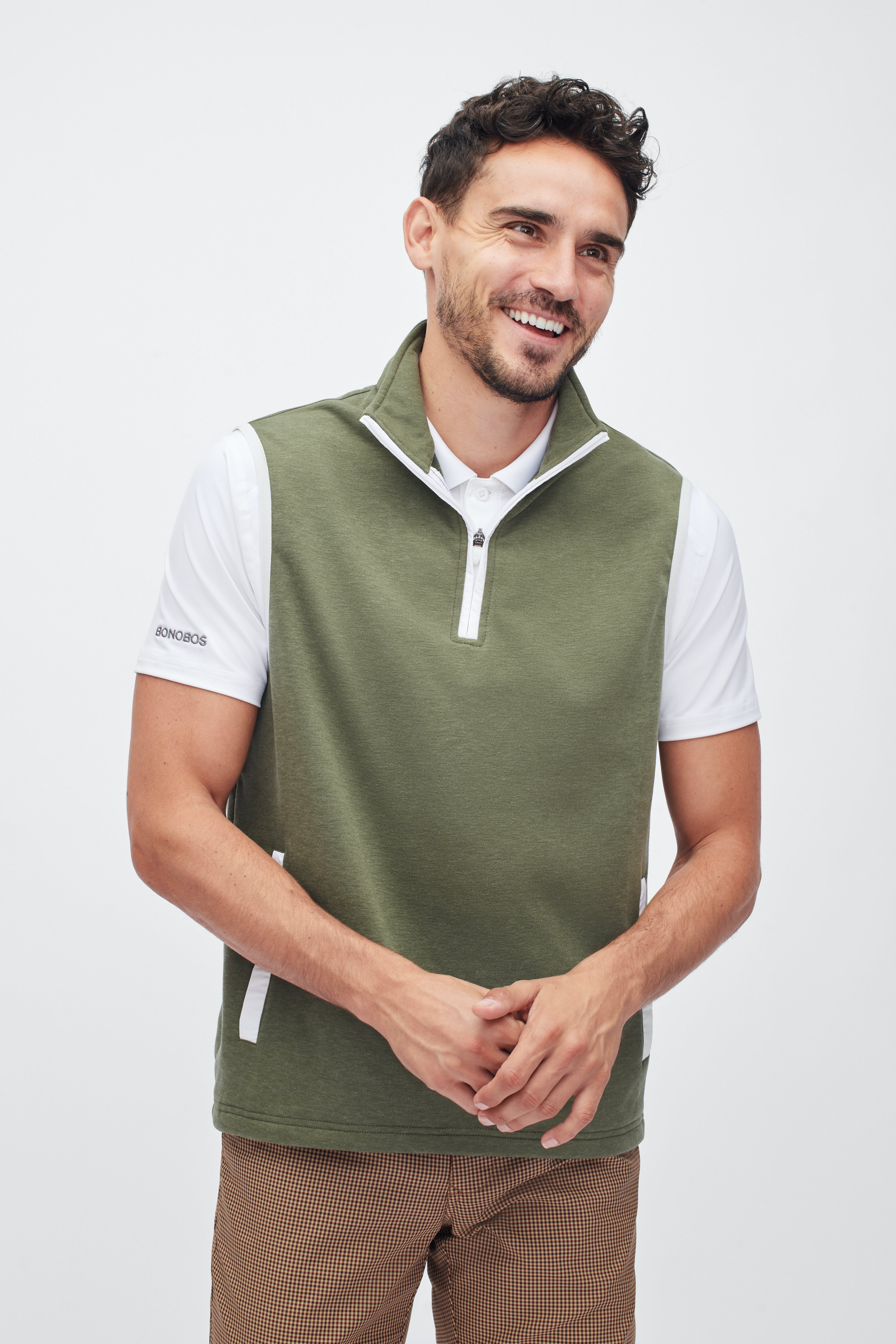 Clubhouse Golf Vest