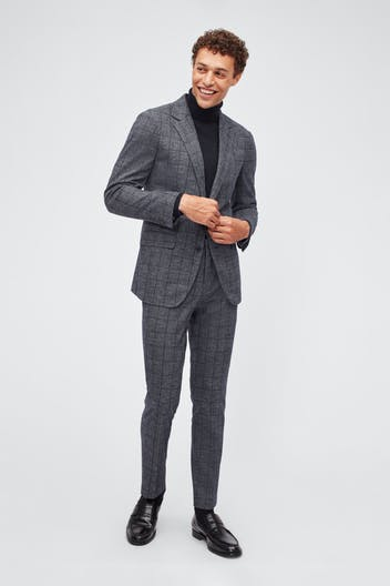 Jetsetter Stretch Knit Suit