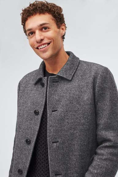 The Wool Car Coat