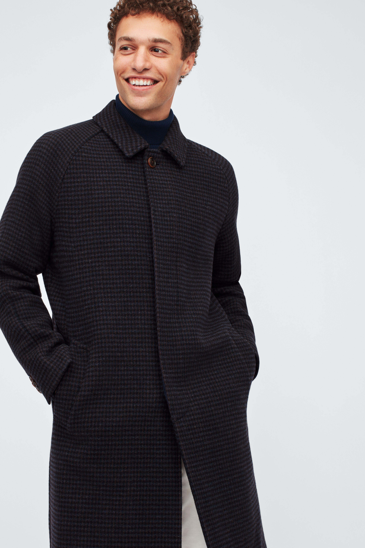 Italian Wool Trench Coat