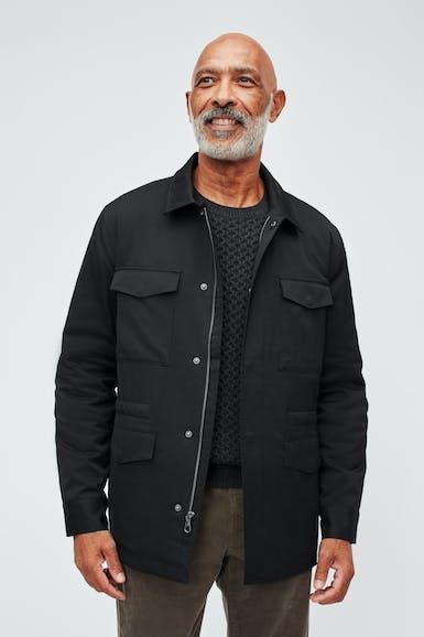 The Nylon Field Jacket
