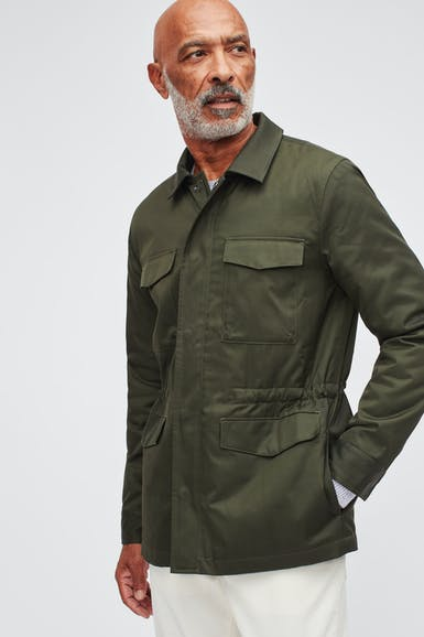 The Four Pocket Field Jacket