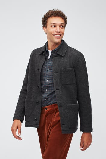 The Wool Chore Jacket
