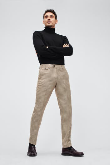 Premium Wool Trousers