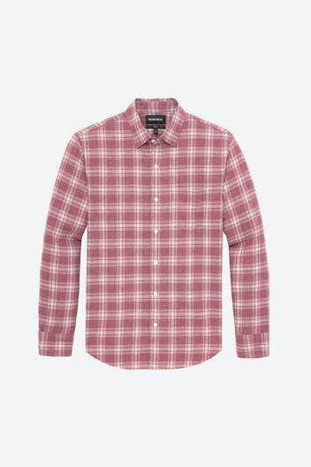 Lightweight Flannel Shirt