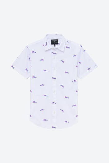 Stretch Riviera Short Sleeve Shirt