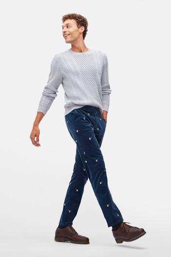 Holiday Stretch Corduroy Pants
