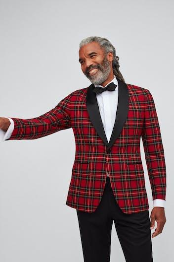 Capstone Wool Tuxedo Jacket