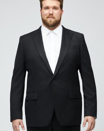 Italian Performance Tuxedo Extended Sizes