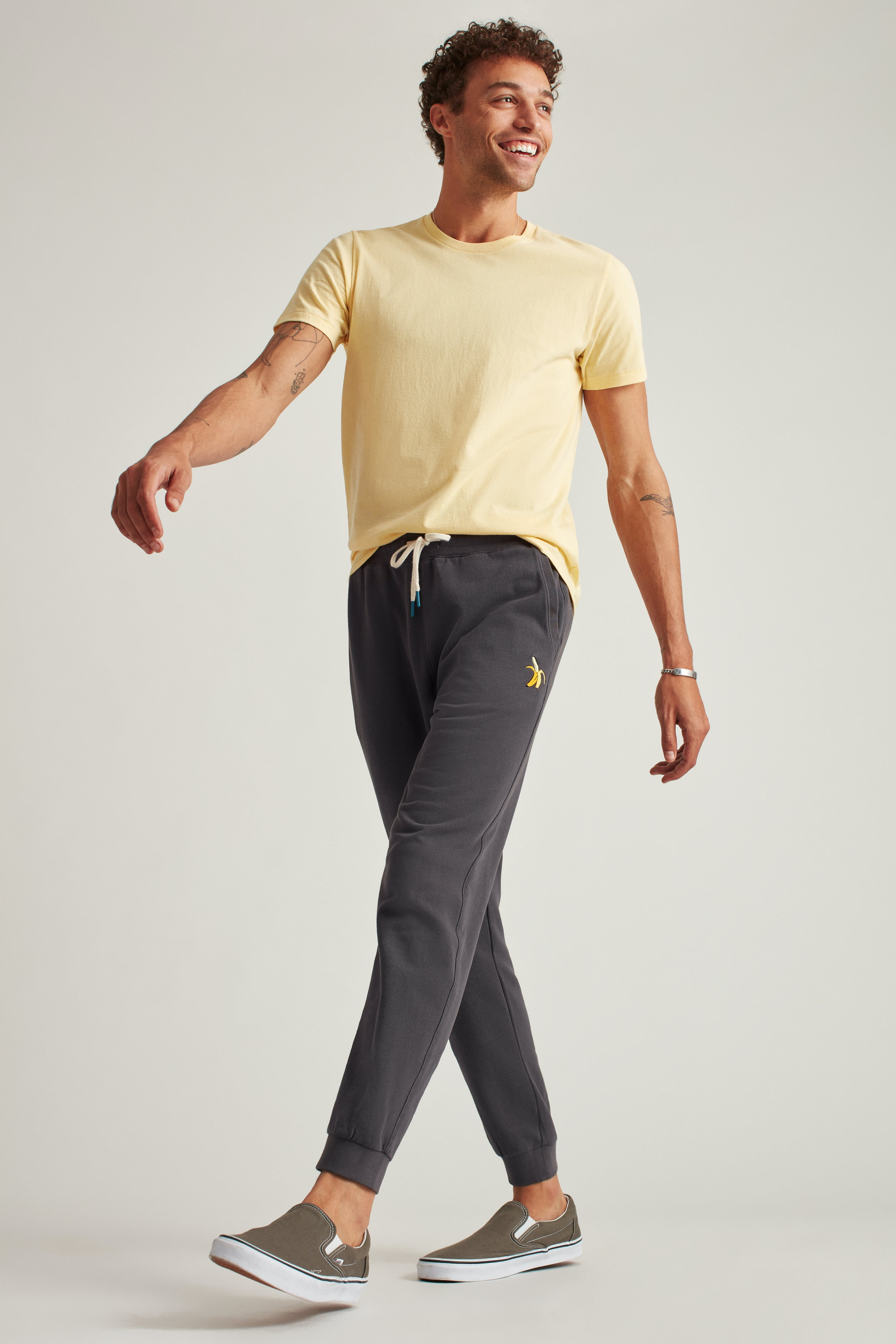 Lightweight French Terry Sweatpant