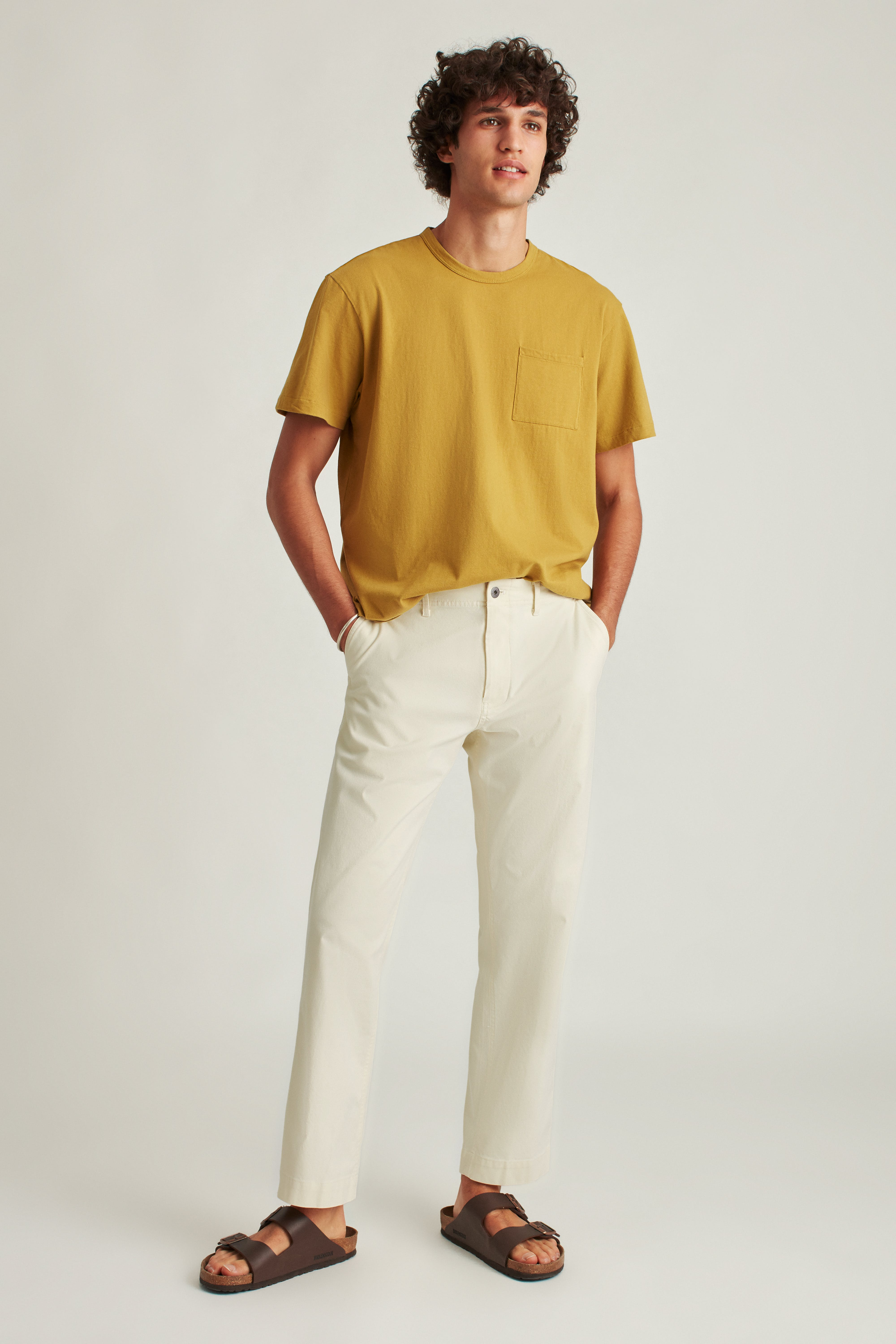 The Relaxed Straight Chino