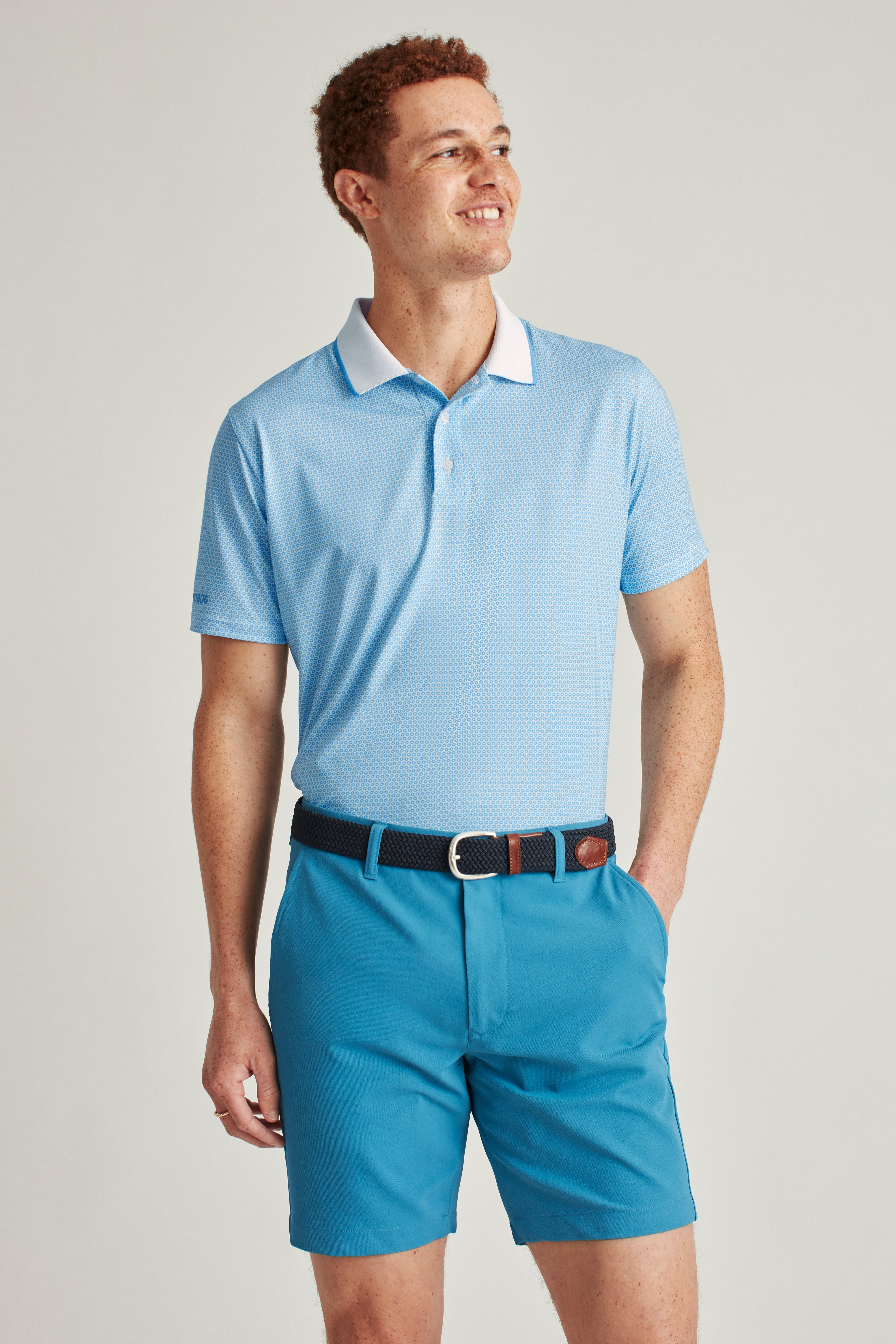 Justin Rose Performance Polo