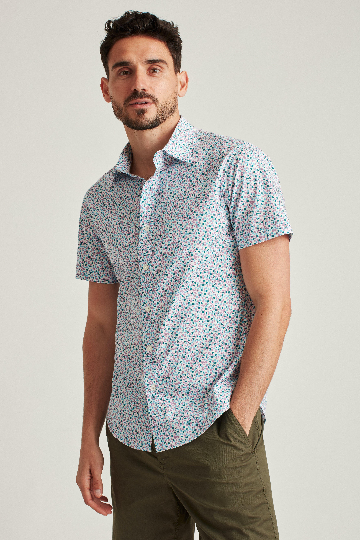 Stretch Riviera Short Sleeve Shirt