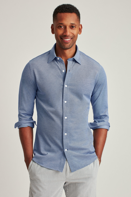 Knit Pique Shirt