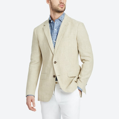 The Unconstructed Linen Blazer | Bonobos