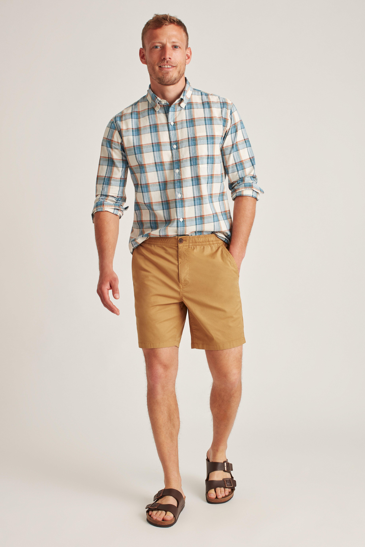 Drawstring Club Shorts