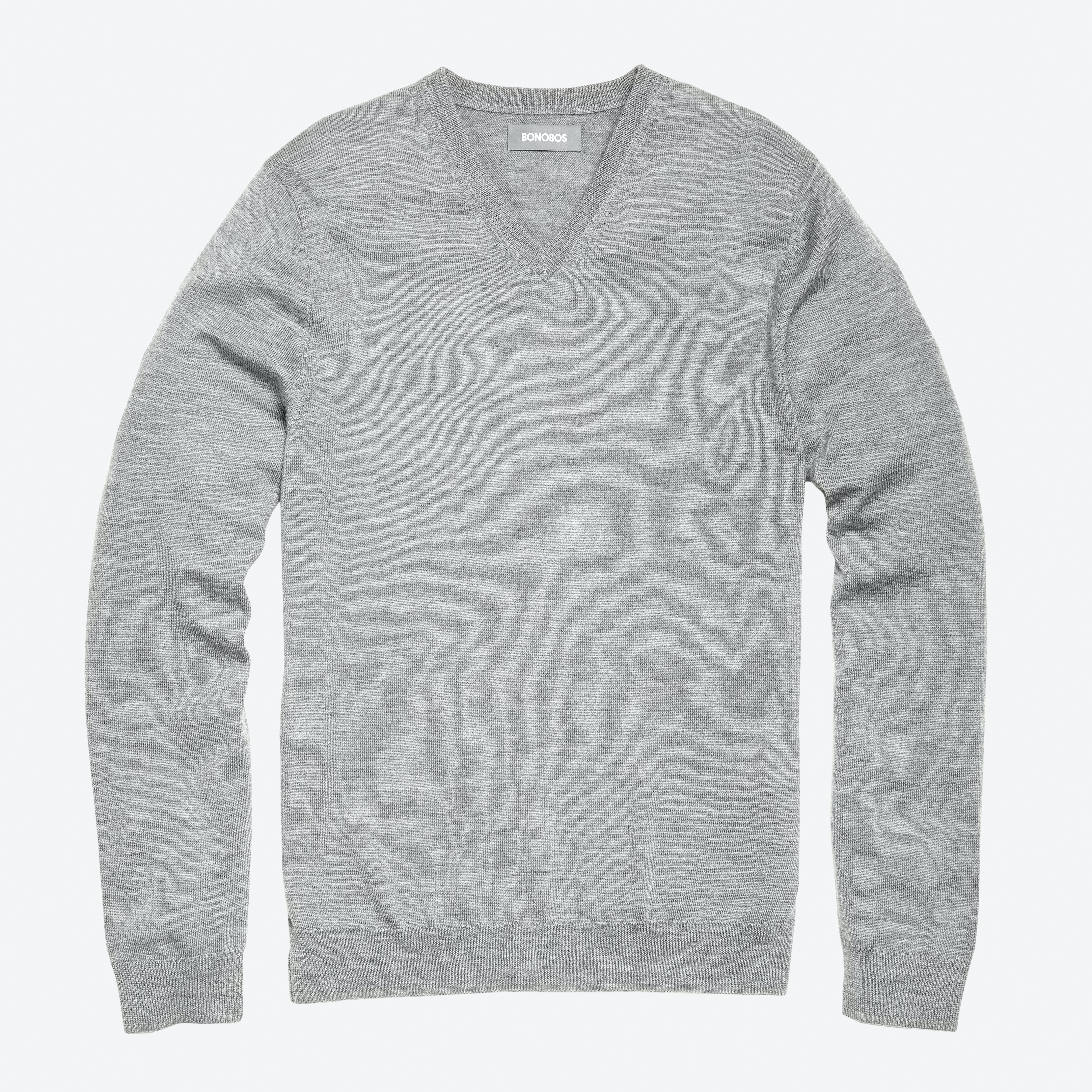 Merino V-Neck Sweater