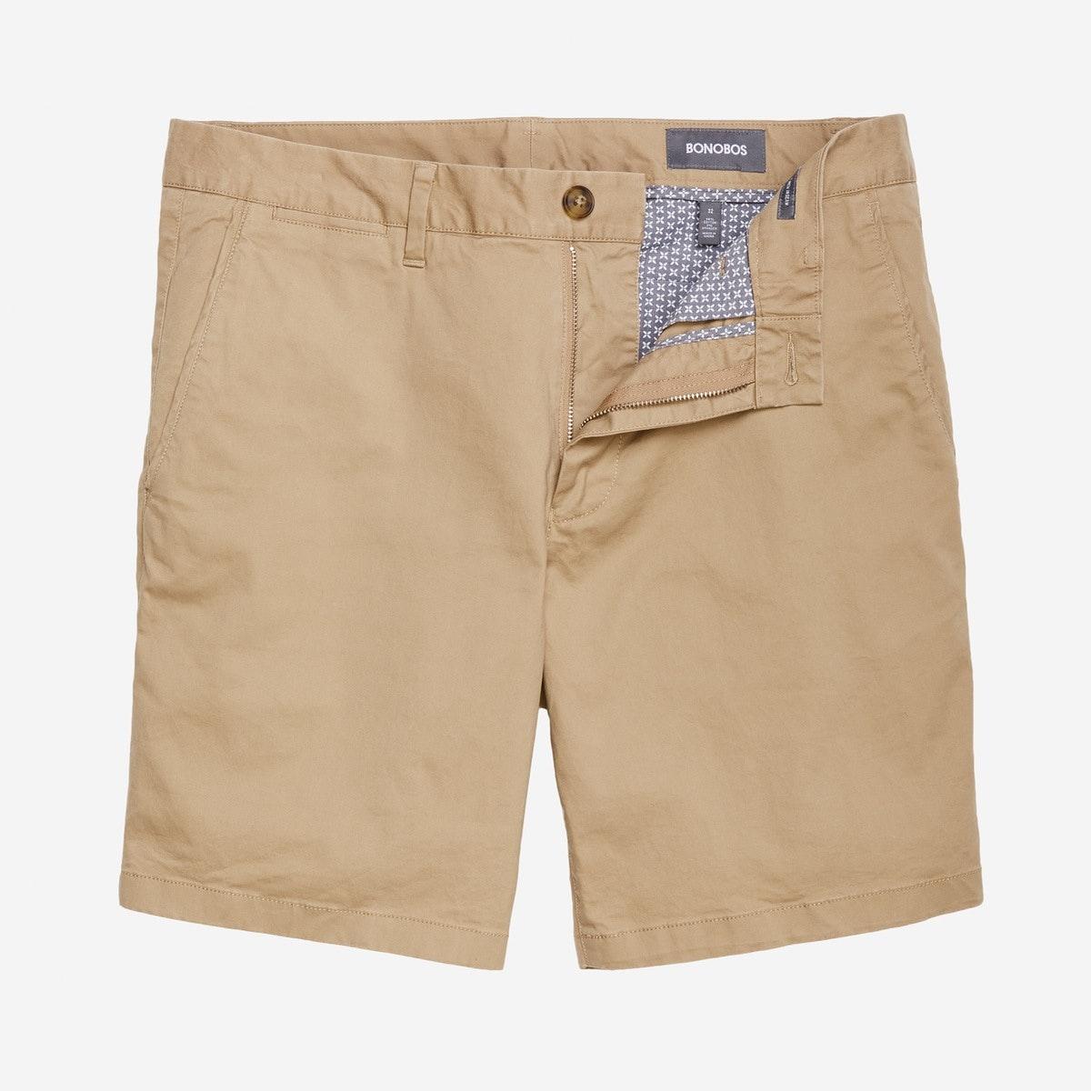 Stretch Summer Weight Shorts