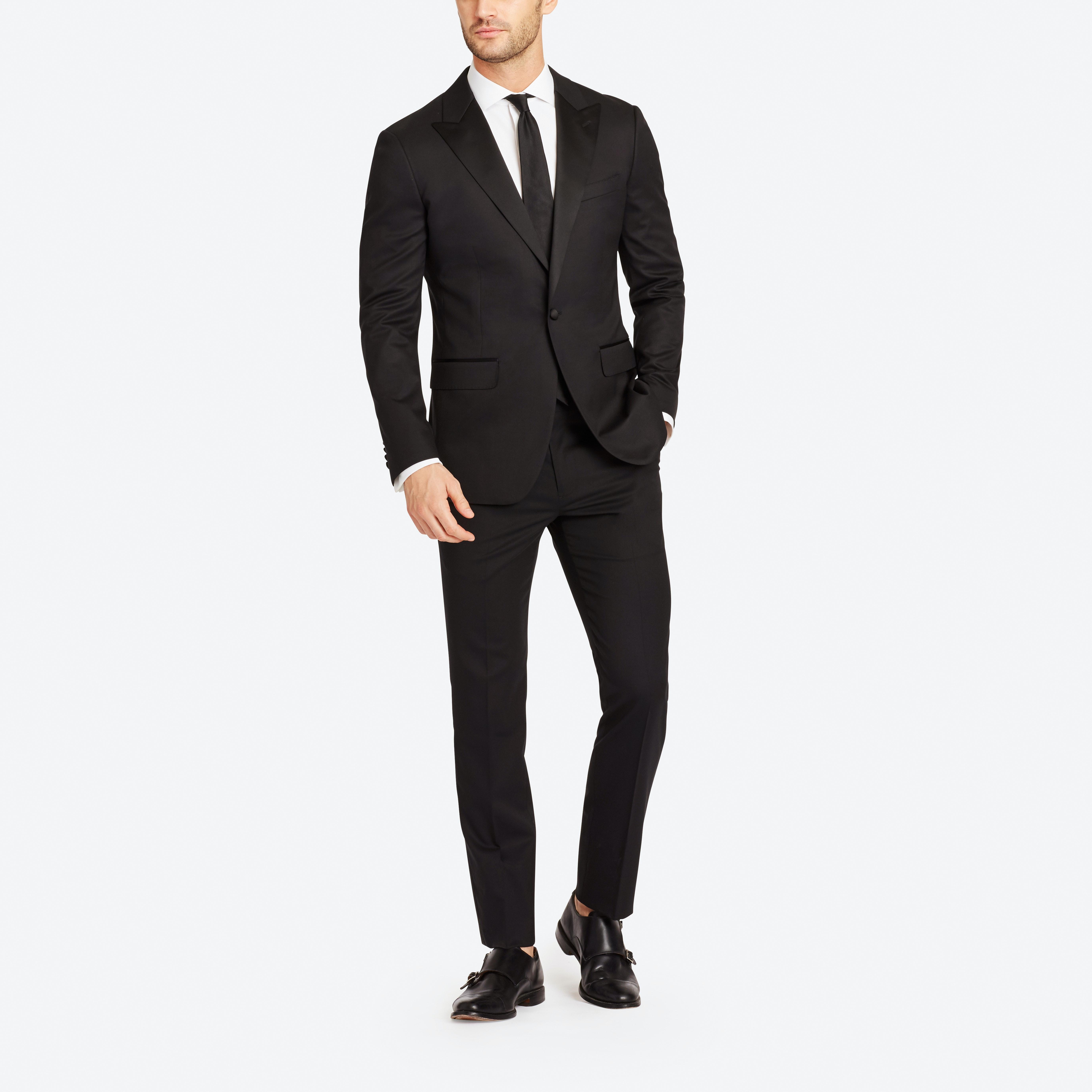 Jetsetter Stretch Italian Wool Tuxedo