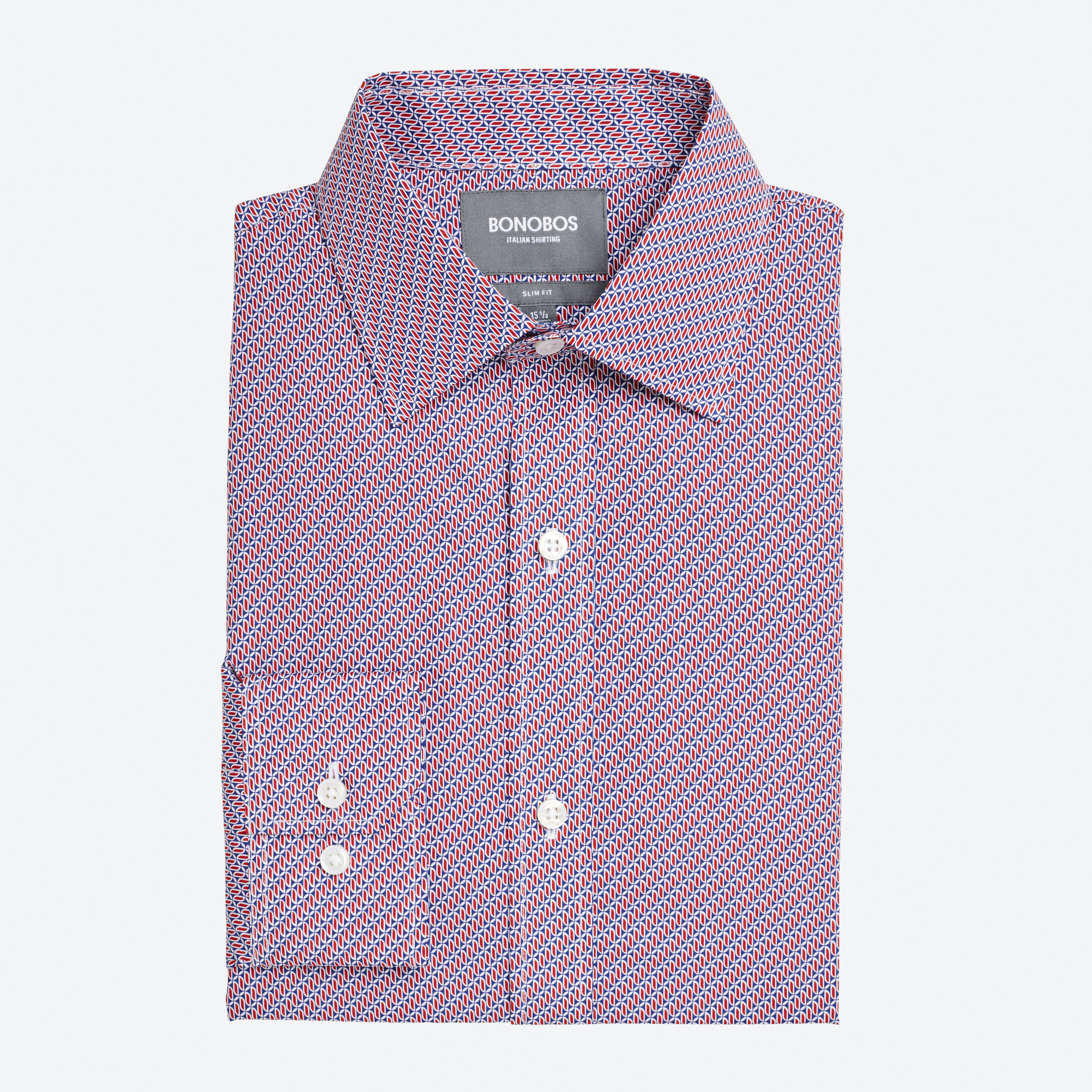 The Capstone Dress Shirt