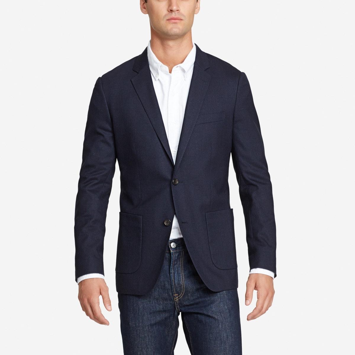 Jetsetter Stretch Wool Blazer