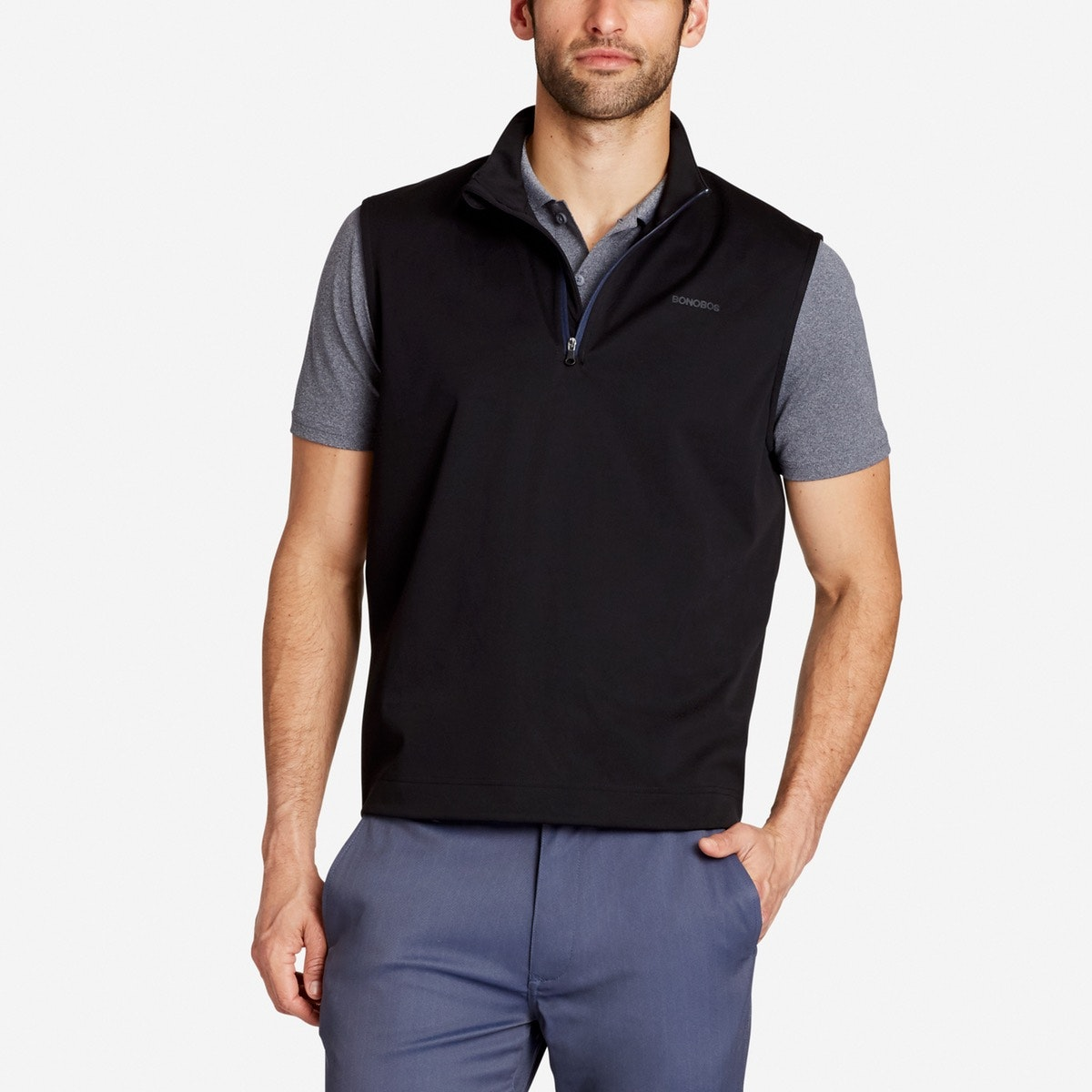 Knockdown Tech Golf Vest