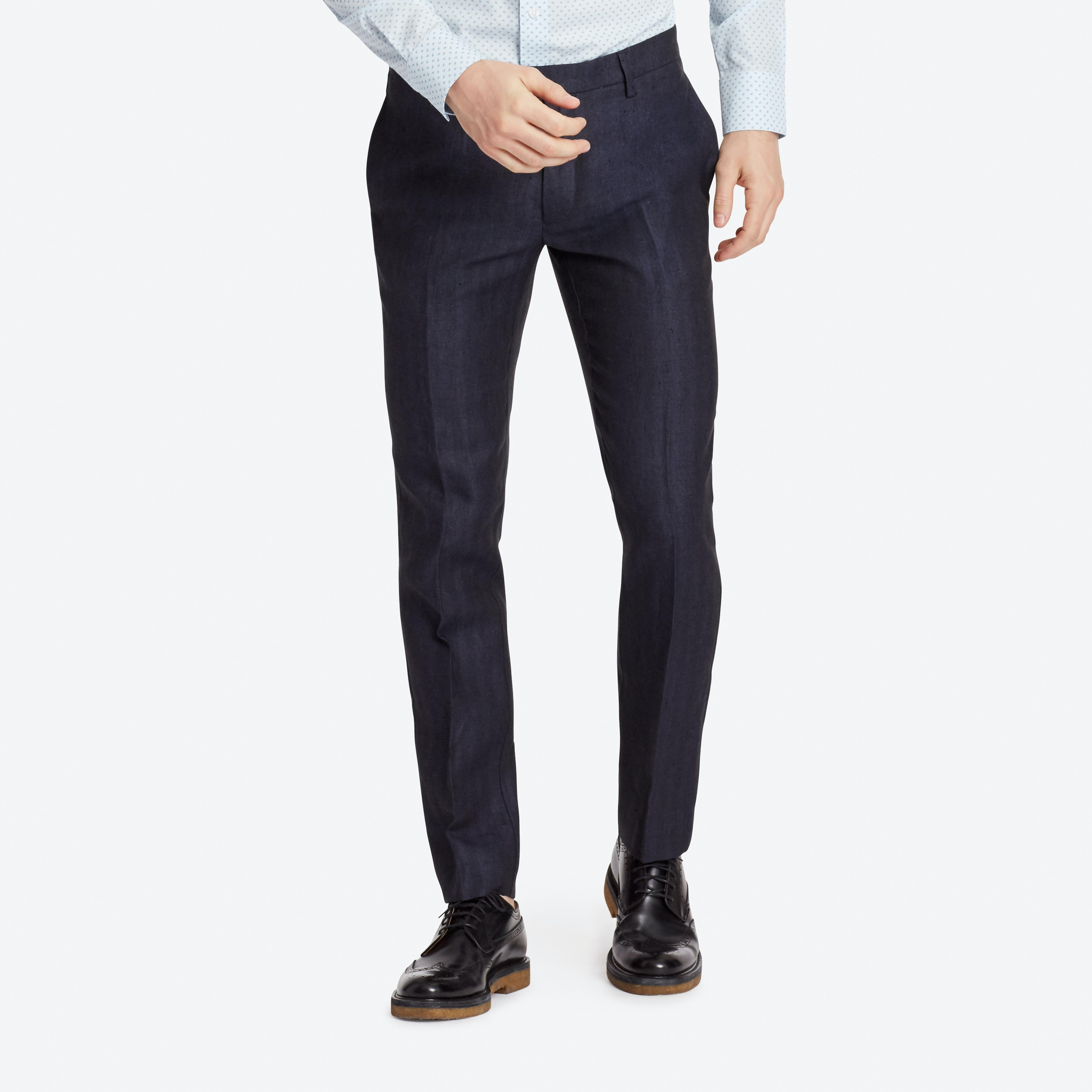 Foundation Linen Dress Pants