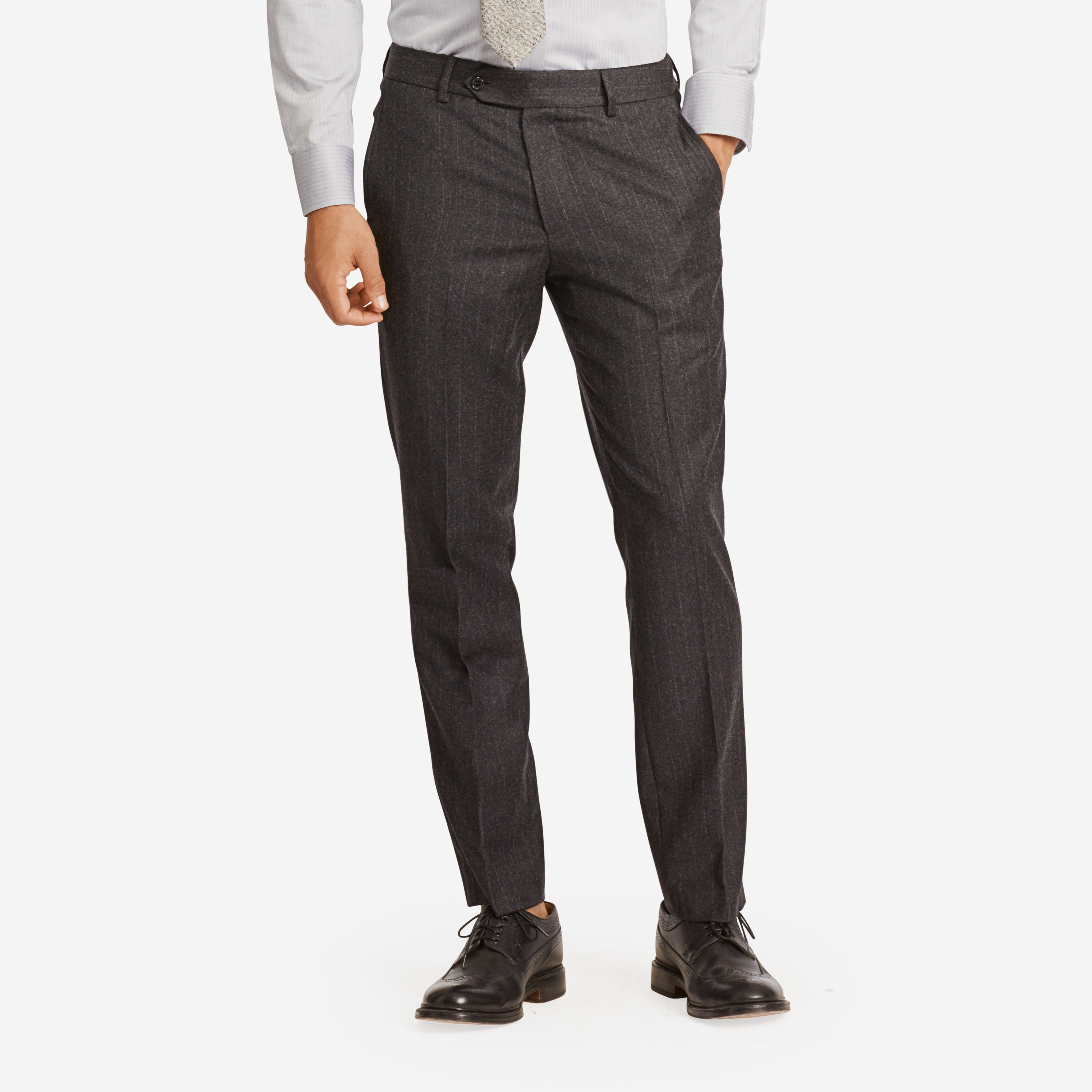 The Capstone American Wool Suit Pant thumbnail