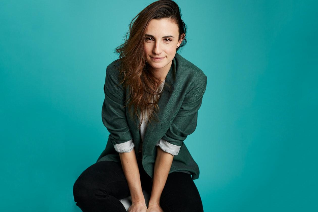 Erin, PR Manager Hero Image