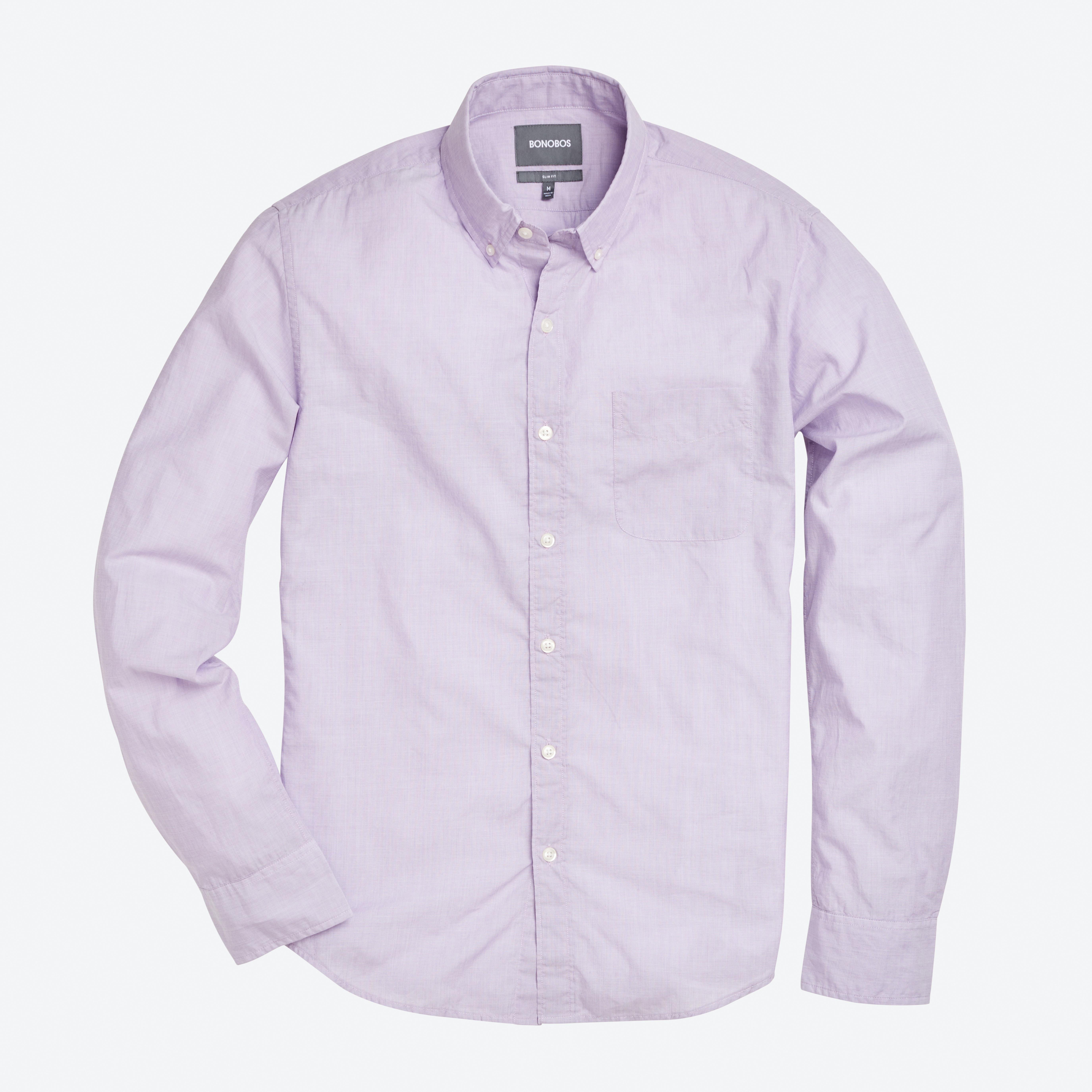 Purple dress shirt images