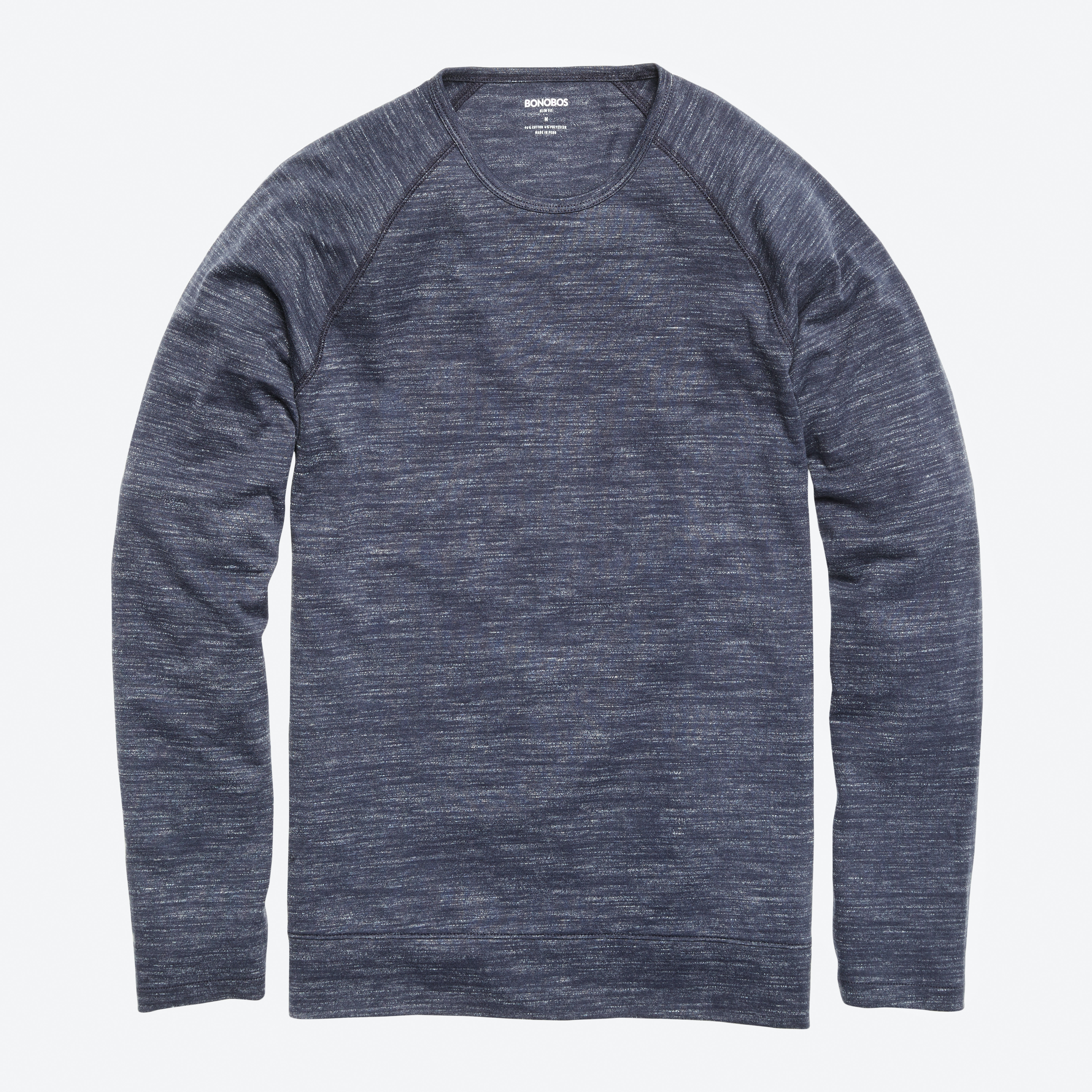 Long Sleeve Jersey Tee