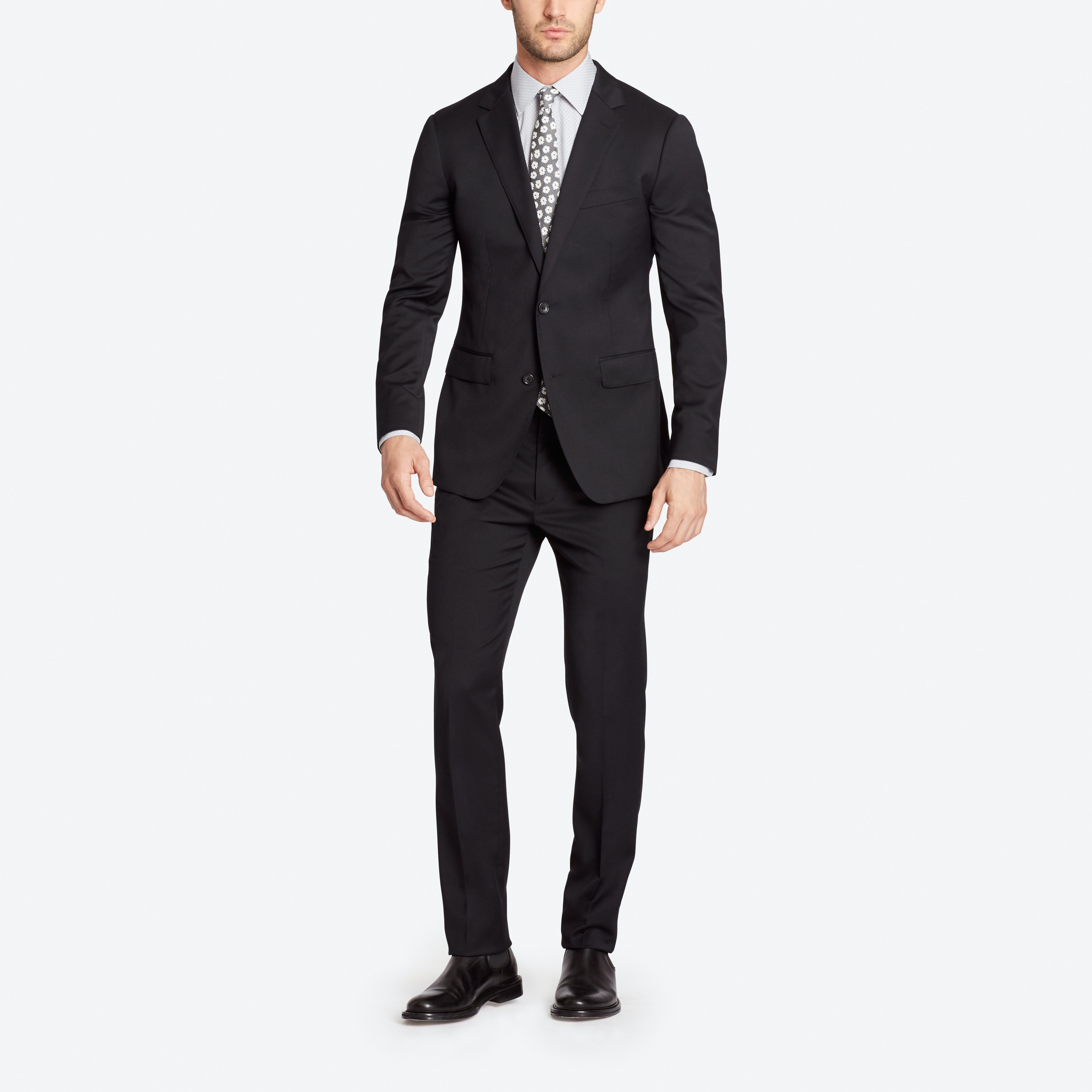 Jetsetter Stretch Wool Suit